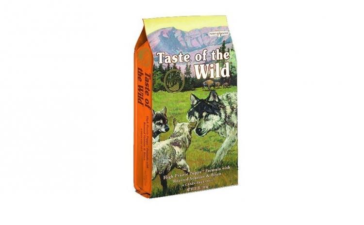 Taste of the Wild High Prairie Puppy, 2k