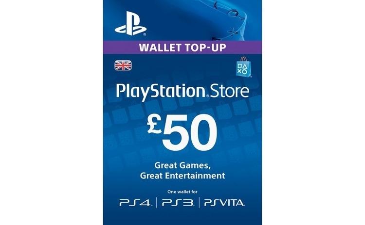 Imagine indisponibila pentru Joc Playstation Network Card 50lire Ps3/ Vita Pentru Playstation 4