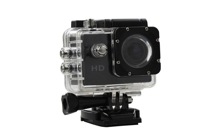 Camera sport s5000 ecran 2 inch