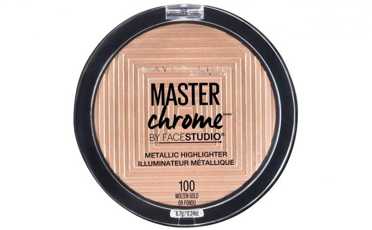 Iluminator Master Chrome 100 Molten Gold
