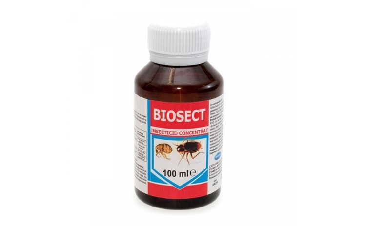 Insecticid Concentrat Biosect 100ML