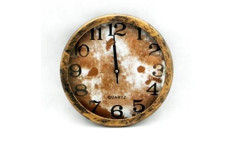 Ceas de perete diametru de 25cm SRVT-PND-6864