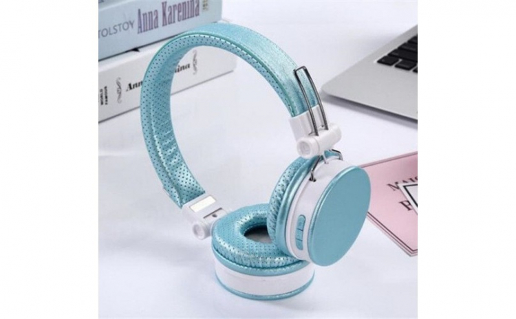 Casti wireless cu bluetooth si microfon