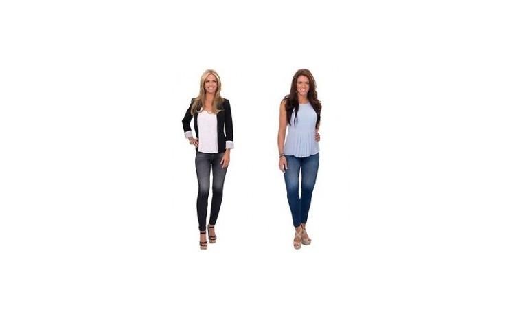 Blugii ultrafini si elastici Caresse Jeans, la 55 RON in loc de 110 RON