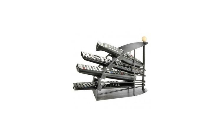 Suport metalic pentru telecomenzi
