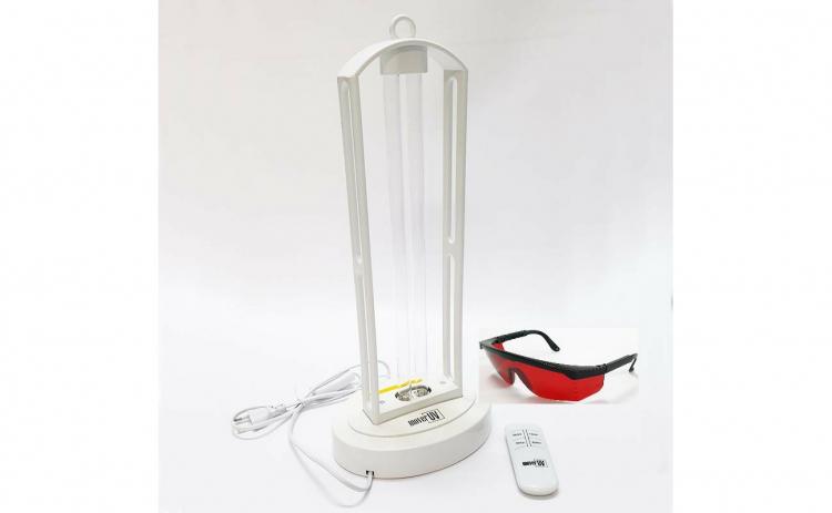 Lampa UV cu ozon+CADOU ochelari anti UV