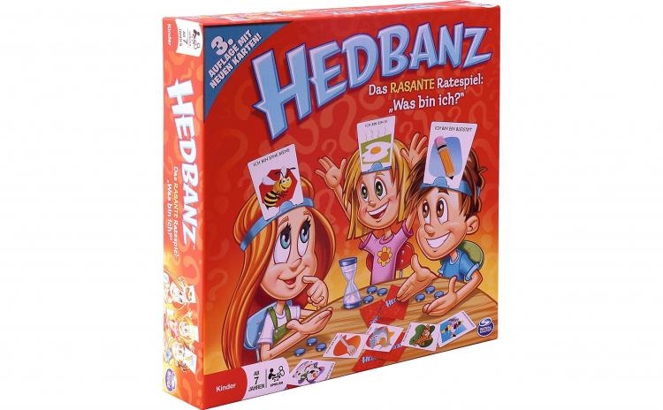 Distractivul joc Hedbanz