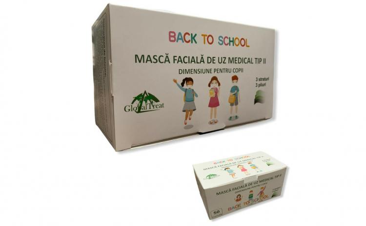 Masca Medicala Tip 2 – Copii