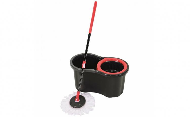 Găleată cu mop rotativ