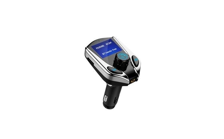 Modulator FM X8 cu bluetooth si mp3