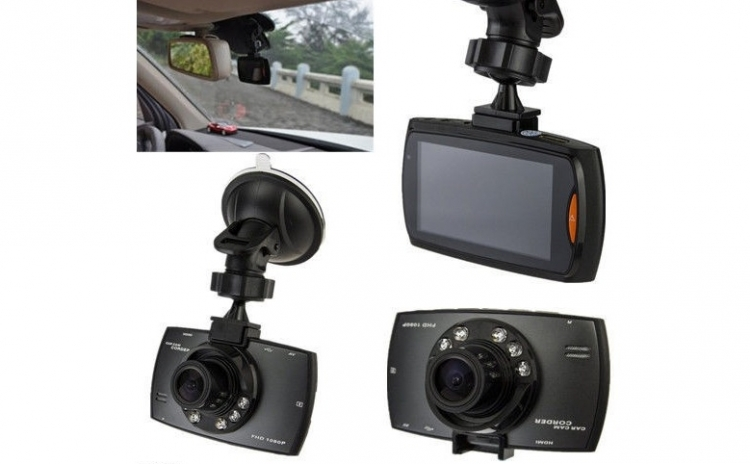 Camera video auto digitala DVR Full HD
