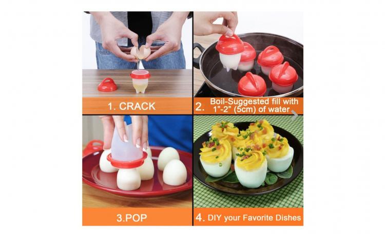 Dispozitiv pentru fiert oua