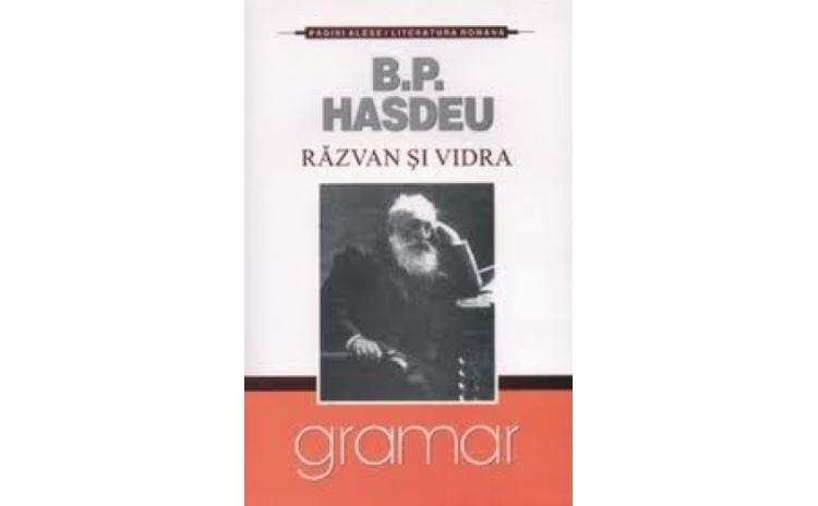 Razvan si Vidra, autor Bogdan Petriceicu Hasdeu