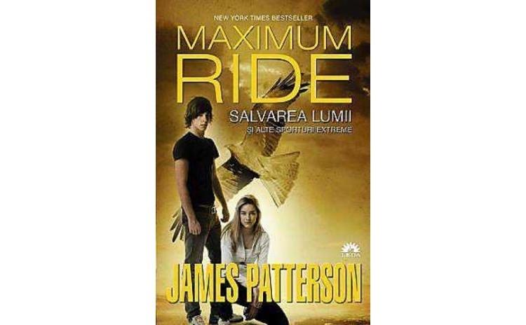 Maximum Ride - Vol.3 - Salvarea lumii,