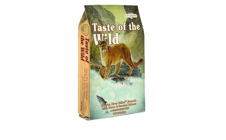 Taste of The Wild Canyon River, 2 Kg