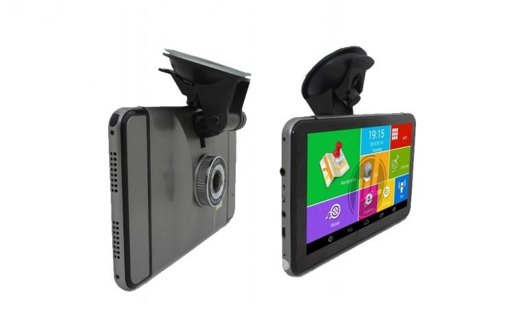 Sistem de navigatie GPS si Camera Auto DVR FullHD 1920x1080P, la 589 RON in loc de 1400 RON