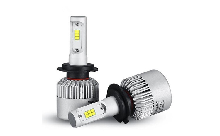 Bec LED S2 Lumileds cu chip Philips H3