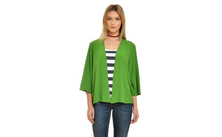 Bluza Dama Verde Kimono