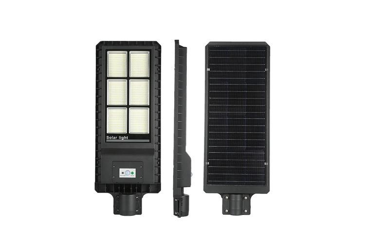 Lampa stradala SOLARA 500W, telecomanda