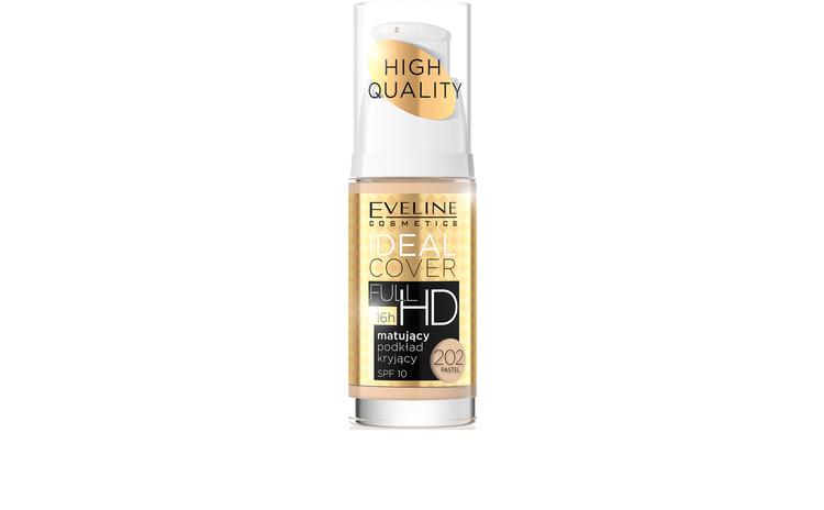 Fond de ten, Eveline Cosmetics, High