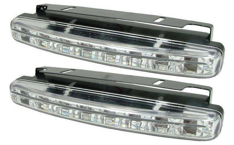Set 2 lumini de zi - auto led