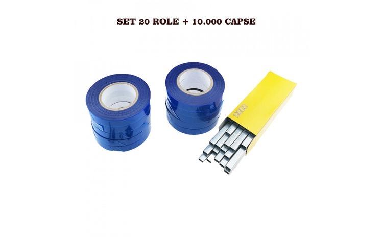 Set 20 role + 10.000 capse pentru aparat