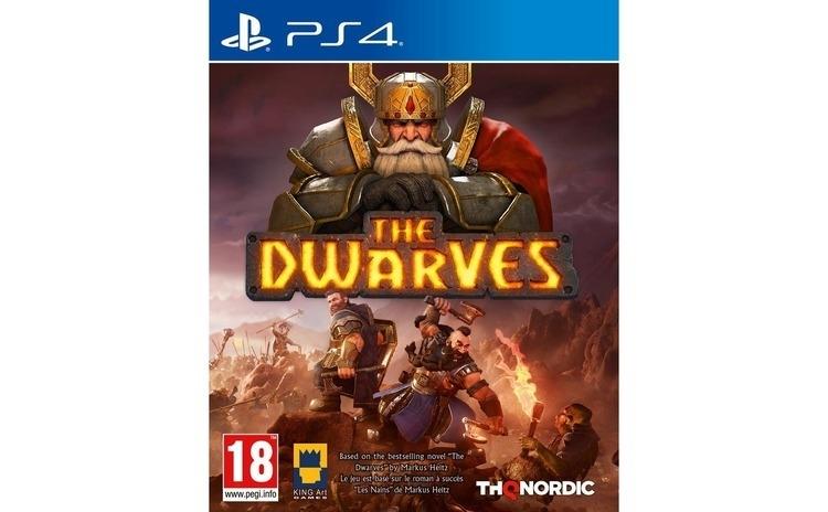 Imagine indisponibila pentru Joc The Dwarves Pentru Playstation 4