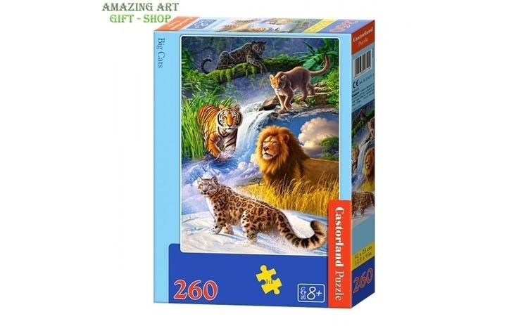 Puzzle Castorland 260 piese