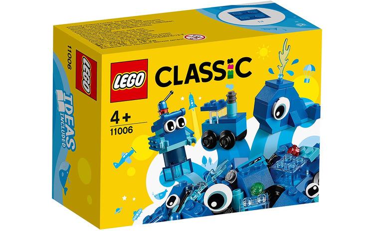 LEGO CLASSIC CARAMIZI CREATIVE ALBASTRE