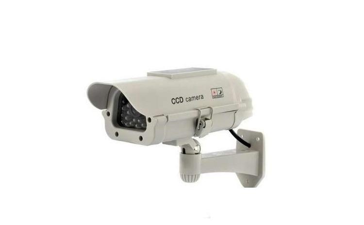 Camera video de supraveghere falsa