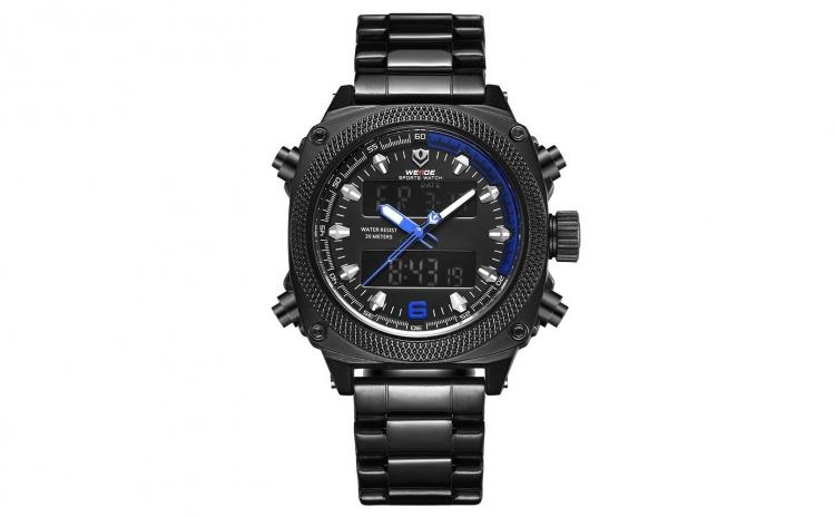 Ceas Weide WH7302B-4C albastru