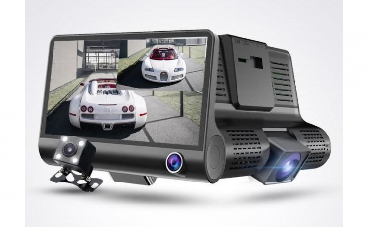 Camera video auto 3in1 1080p