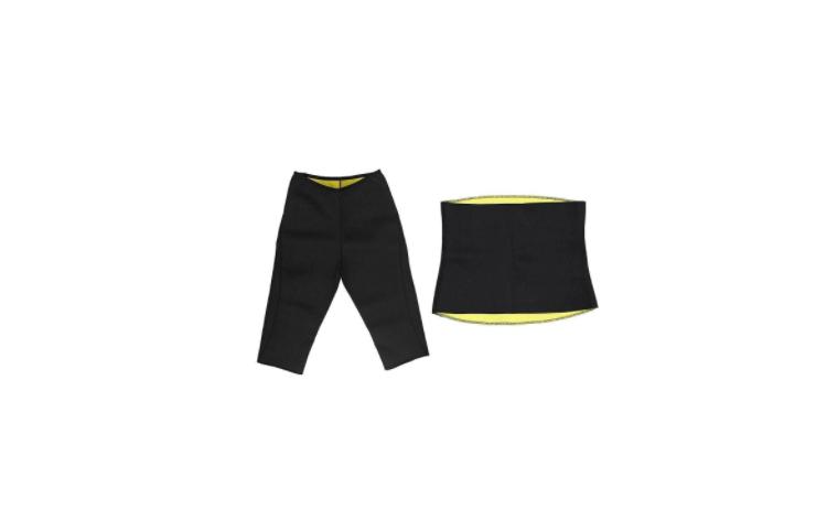 SET: Pantaloni pentru slabit + Centura
