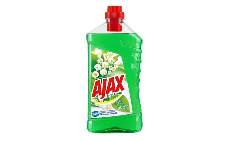 Detergent lichid Ajax de curatare cu