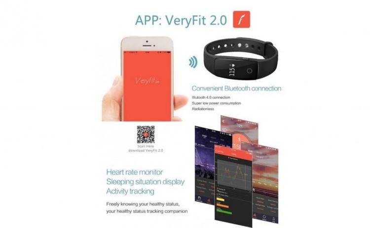 Bratara smart monitorizare puls