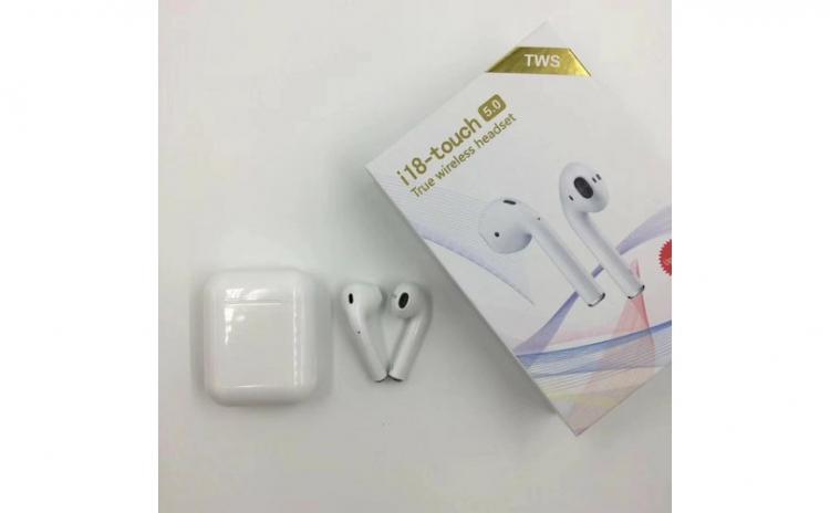 Casti i18-touch Bluetooth