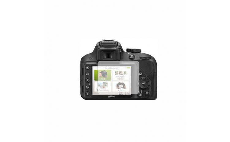 Folie de protectie DSLR Nikon D3300
