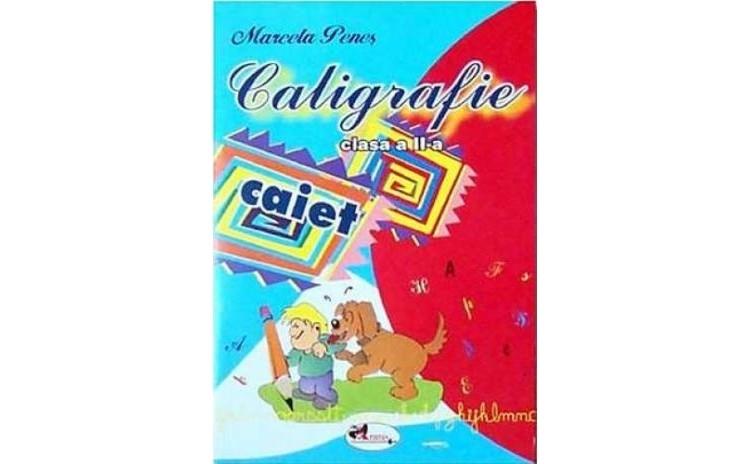 Caligrafie. Clasa a II-a , autor Marcela Penes