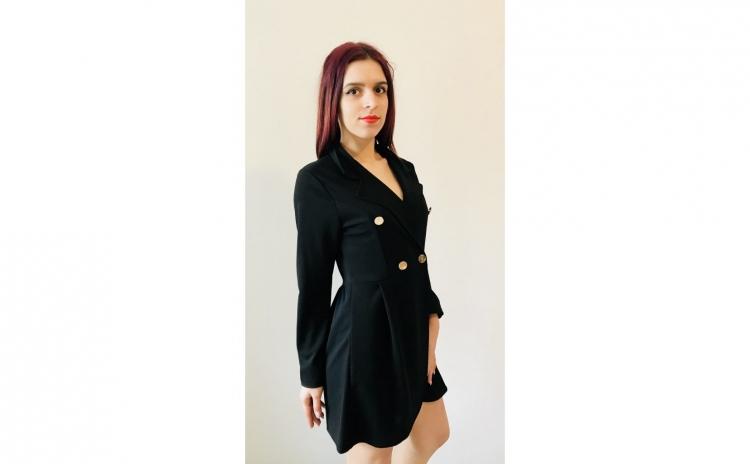Sacou dama - model rochie