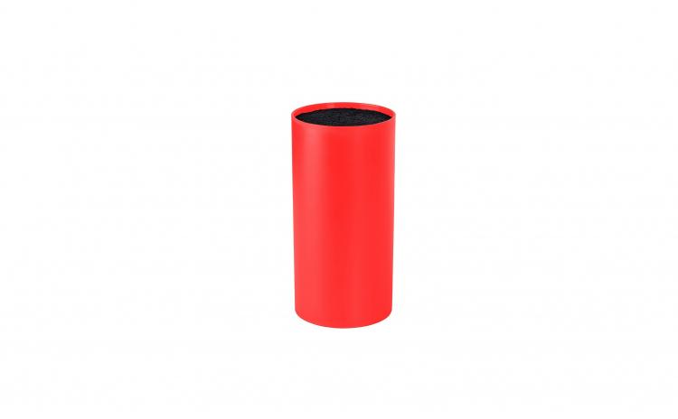 Bloc universal pentru cutite, Rosu