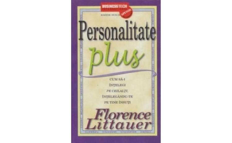 Personalitate plus, autor Florence Littauer