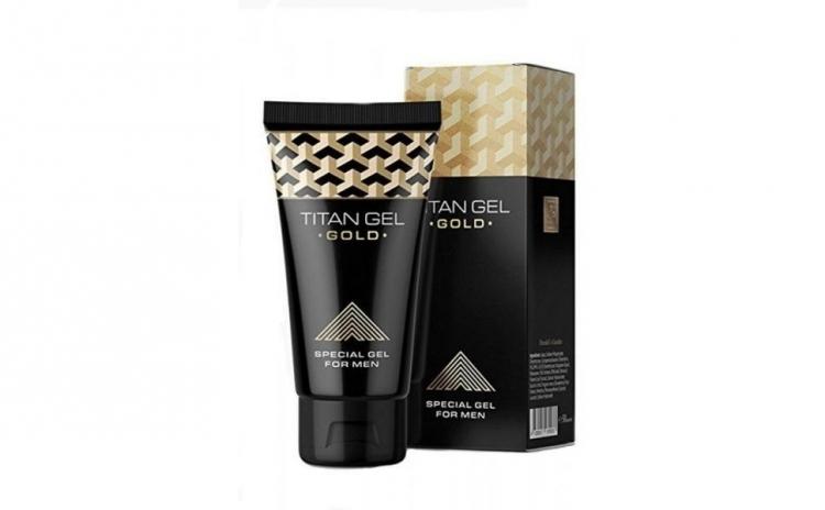 Titan Gel Gold - 50 ml