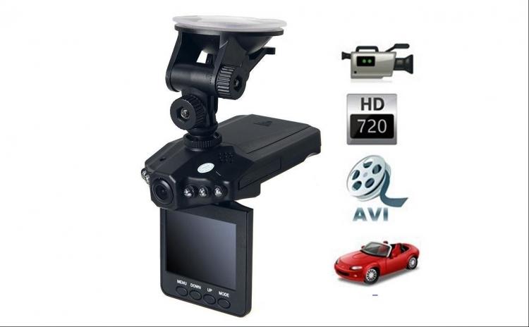 Camera de filmat HD pentru masina