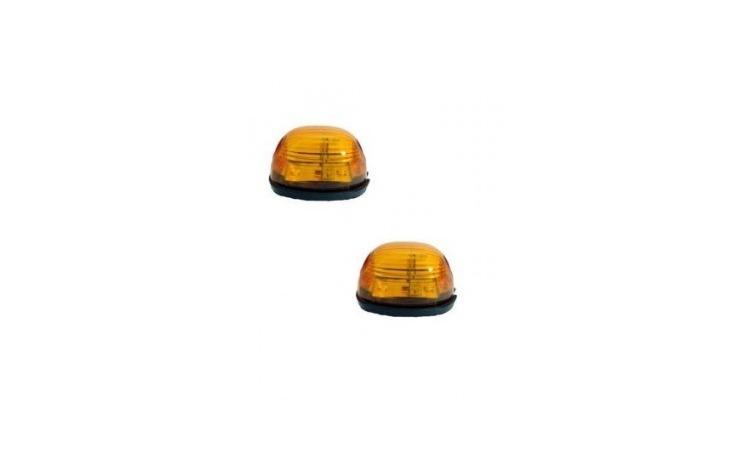 Lampa semnalizare ovala (tip SD100)