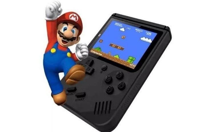 Mini Consola Retro 400 de jocuri, 3
