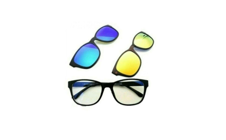 Ochelari de soare 3 in 1