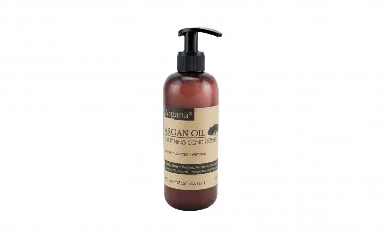 Balsam par cu ulei de argan