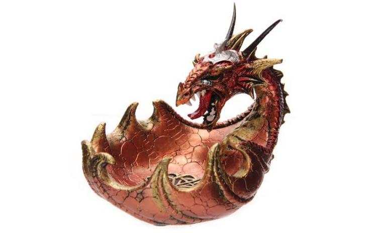 Scrumiera-dragon La 60 Ron In Loc De 120 Ron