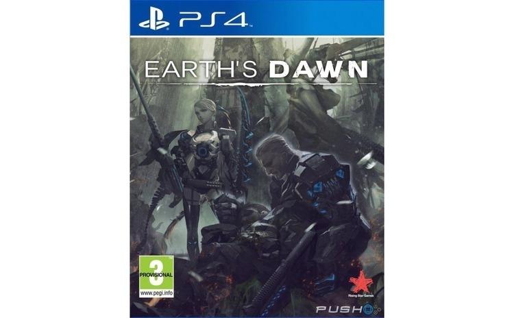Imagine indisponibila pentru Joc Earth's Dawn Pentru Playstation 4