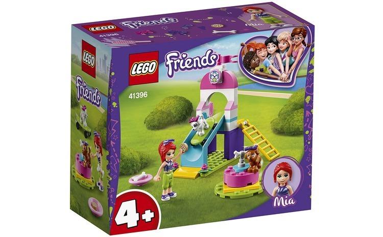 LEGO FRIENDS LOCUL DE JOACA AL